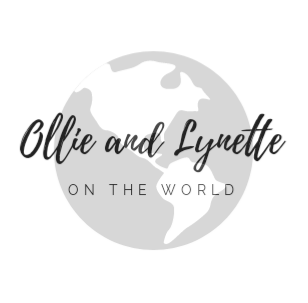 OLLIE AND LYNETTE ON THE WORLD