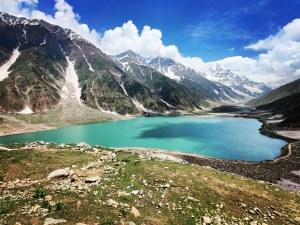 Lulusar Lake, KPK, Pakistan. ollieandlynetteontheworld.com